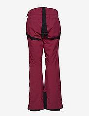 Halti - Puntti II W DX ski pants - insulated pants - plum purple - 1