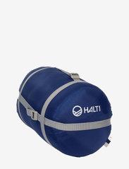 Halti - Family XL RC Sleeping bag - soveposer og liggeunderlag - blue opal - 1