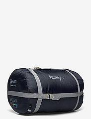 Halti - Family L RC Sleeping bag - sacs de couchage et matelas - blue opal - 0