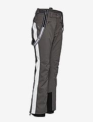 Halti - Podium Women's DX Ski Pants - insulated pants - granite grey - 8