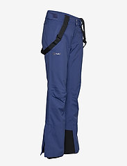 Halti - Puntti II Women's DX Ski Pants - isolerande byxor - blueprint - 6
