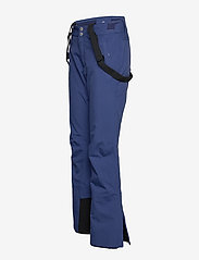 Halti - Puntti II Women's DX Ski Pants - isolerande byxor - blueprint - 7