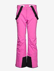 Halti - Puntti II Women's DX Ski Pants - isolerande byxor - super pink - 0