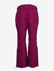 Halti - Puntti II W+ DX ski pants - insulated pants - magenta purple - 1