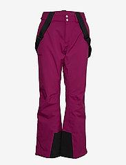 Halti - Puntti II W+ DX ski pants - insulated pants - magenta purple - 6