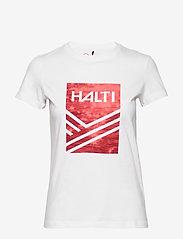 Halti - Retki Women's T-shirt - t-shirts - white - 0