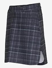 Halti - Ilo Women's Skort - treningsskjørt - periscope grey print - 2
