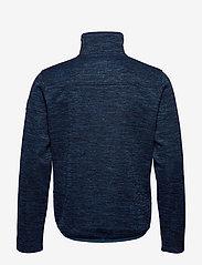 Halti - Ruoko M Jacket - fleece midlayer - blue opal melange - 1