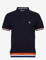 Halti - Vesku Men's Pique Polo shirt - polos à manches courtes - peacoat blue - 0