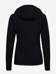 Halti - Kielo Women's softshell jacket - softshell-jackor - black - 1