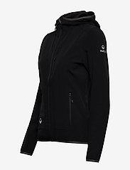 Halti - Kielo Women's softshell jacket - softshell-jackor - black - 2