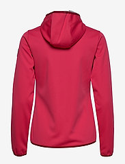 Halti - Sointu W softshell jacket - softshell-jackor - azalea pink - 1