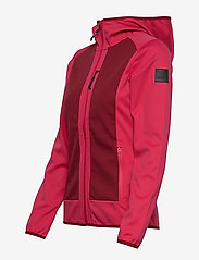 Halti - Sointu W softshell jacket - softshell-jackor - azalea pink - 2