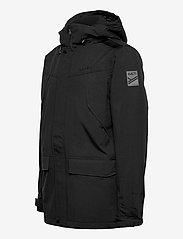 Halti - Luosto Men's Warm parka jacket - parkas - black - 2
