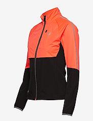 Halti - Kiilo W Jacket - outdoor- & regenjacken - neon fiery coral - 6