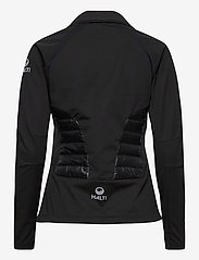 Halti - Olos Women's Hybrid Cross Country Ski Jacket - vestes d'entraînement - black - 2