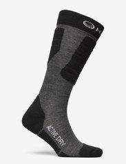 Halti - Alpine Ski Socks - sockor - folkstone grey - 1