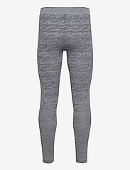 Halti - Free Recy Men's Seamless Base Layer Pants - base layer bottoms - folkstone grey melange - 1