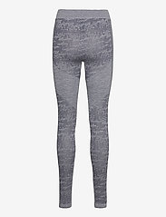 Halti - Free Recy Women's Seamless Base Layer Pants - thermo onderbroeken - folkstone grey melange - 1