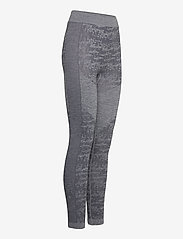 Halti - Free Recy Women's Seamless Base Layer Pants - thermo onderbroeken - folkstone grey melange - 2
