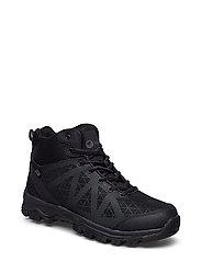 Ligo mid DX M Spike shoes - BLACK