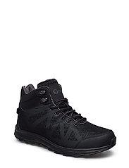 Ligo mid DX M outdoor shoes - BLACK