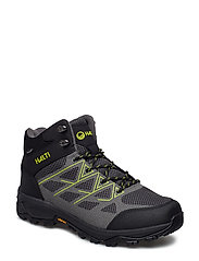 Gelo mid DX M AG outdoor shoes - BLACK