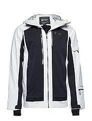 Podium M DX ski jacket - WHITE
