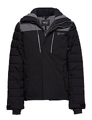 Kilta M DX warm ski jacket - BLACK