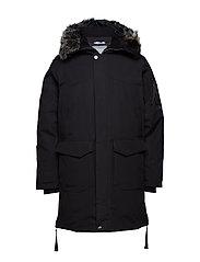 Osaka M parka jacket - BLACK