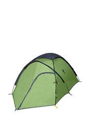 Vaelluskupoli 4 Tent - FOREST GREEN
