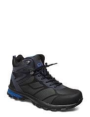 Dovi mid DX M trekking shoe - BLACK