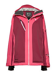 Podium Women's DX Ski Jacket - FUCHSIA PURPLE