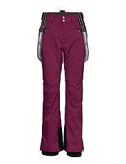 Podium Women's DX Ski Pants - PLUM PURPLE