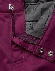 Halti - Podium Women's DX Ski Pants - insulated pants - plum purple - 4