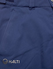 Halti - Puntti II Women's DX Ski Pants - insulated pants - blueprint - 3