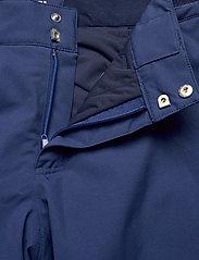 Halti - Puntti II Women's DX Ski Pants - insulated pants - blueprint - 4