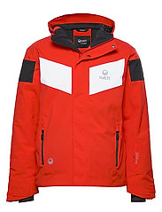 Kelo M Jacket - LAVA RED