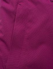 Halti - Puntti II W+ DX ski pants - insulated pants - magenta purple - 2