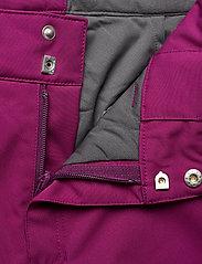 Halti - Puntti II W+ DX ski pants - insulated pants - magenta purple - 3