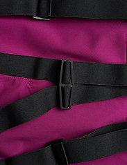 Halti - Puntti II W+ DX ski pants - insulated pants - magenta purple - 4