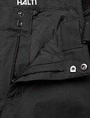 Halti - Puntti Recy W DX ski pants - skibroeken - black - 9