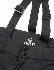 Halti - Puntti Recy W DX ski pants - skibroeken - black - 10