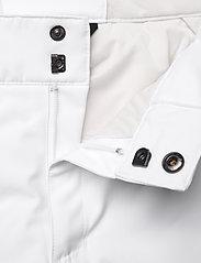 Halti - Puntti Recy W DX ski pants - white - 4