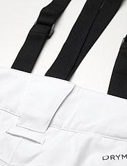 Halti - Puntti Recy W DX ski pants - white - 6
