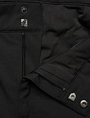 Halti - Puntti Recy M DX ski pants - pantalons de ski - black - 4
