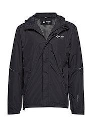 Caima M DX Shell Jacket - BLACK