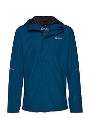 Caima M DX Shell Jacket - BLUE OPAL