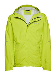 Caima M DX Shell Jacket - LIME PUNCH