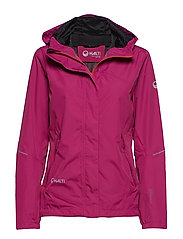 Caima Women's DX Shell Jacket - WILD ASTER PURPLE
